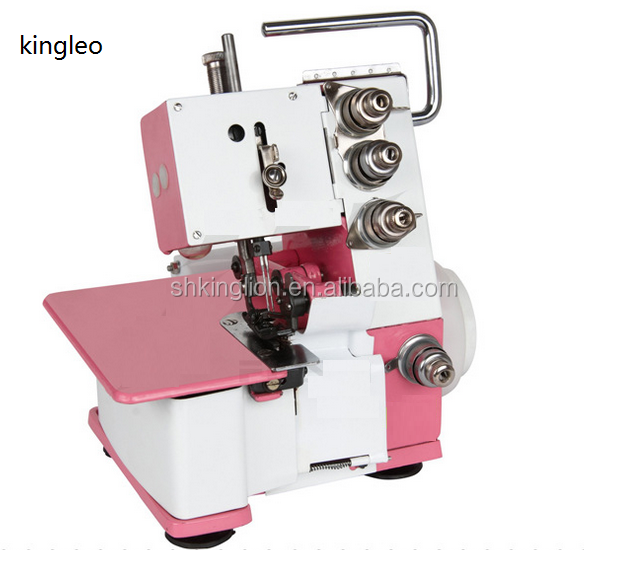 Mini domestic overlock sewing machine FN2-4D