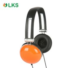 Manufacturing in china 3.5mm overear style studio headphones pro