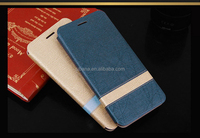 China wholesale supplier phone case leather flip case for samsung galaxy note 5 edge with holder