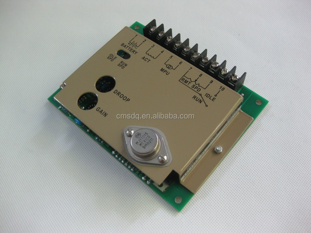 CCEC Generator Parts speed controller 4913988