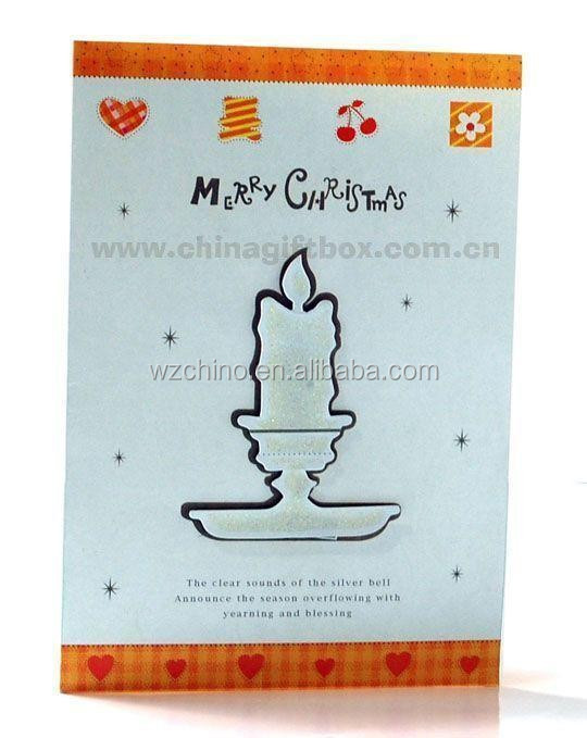 Customized Chirstmas greeting card