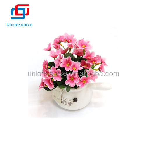 Wholesale Artificial Pink Flower With Fresh Touch For Sale