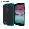 IVYMAX top seller phone case protective 2 in 1 back cover case for ZTE zmax pro