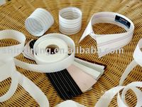 yiyi adhesive woven interlining fabric for collar placket and cuff