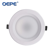 18W Led Down Lighting Round Surface Ring Recessed Led Down Lights