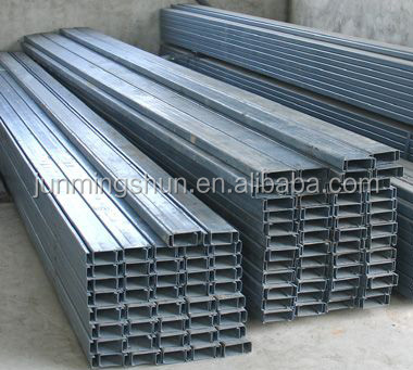 C section steel purlin lightweight C steel beam steel purlin