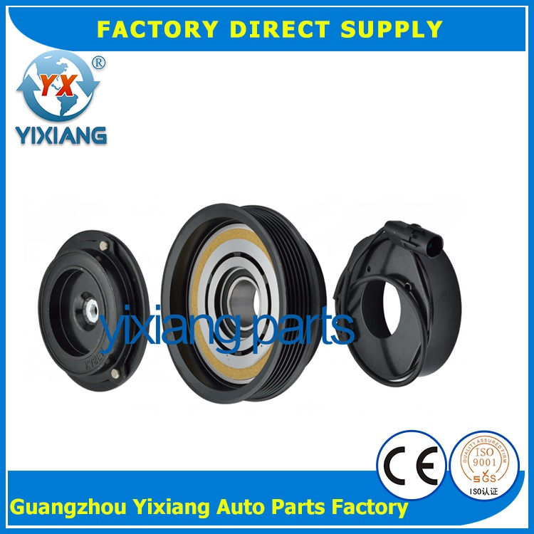 Manufacturer of guangzhou yixiang ac clutch condition parts for compressor air conditioning spare part discount