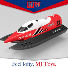 2.4G 2CH large scale electric super fast speed rc sailing boat with self righting feature