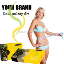 Private Label Manufacturers GM Food Unisex Fat Burning Herbal Weight Loss Tea