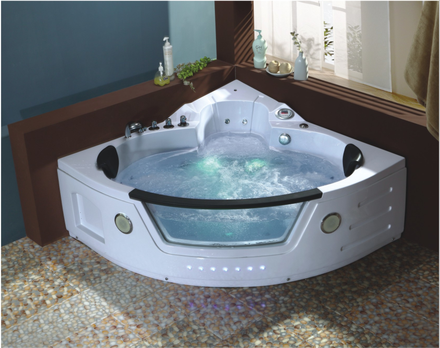 Massage sex video tv hot tub, cheap jet whirlpool bathtub with tv