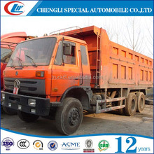 Euro 3 Dump truck 210HP tipper truck 15 Cubic meters tipper truck for sale