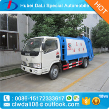 2017 Dong Feng Garbage compactor truck is selling hot