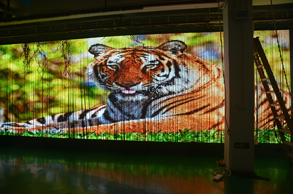 creative led display stage led display apollo