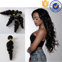 Ali Expression Raw Virgin Brazilian Braiding Hair Extension Loose Wave Grade 6A Brazilian Mike And Mary Hair
