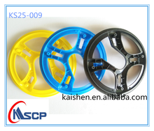Hot sell cheap Steel bicycle chainwheel crank with cover/ crank wheel cover/other bike parts