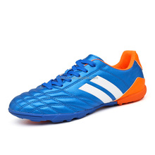 Soccer Boots Cleats Long Men Football Boots Outdoor Training Soccer Shoes Chuteira Futebol Shoes