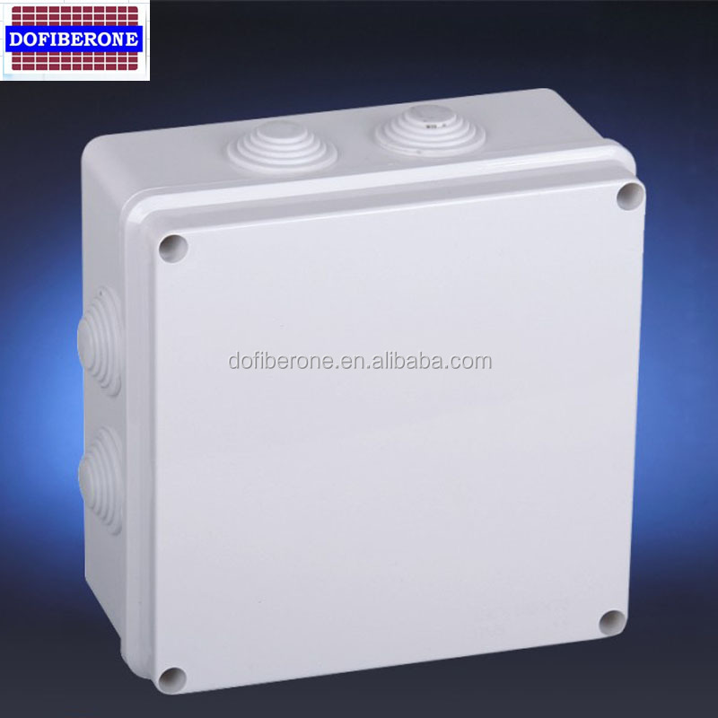 plastic waterproof electric enclosure box enclosure plastic box for electronic circuit