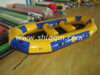 Hot sale simple Inflatable fishing boat
