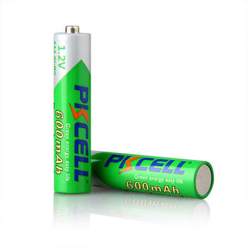 Low self discharge battery AAA 1.2v 600mAh NiMH rechargeable battery