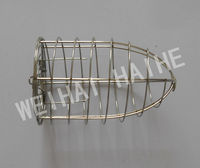 stainless steel welded fishing lure cage feeder