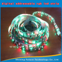WS2811 WS2812 WS2801 LPD8806 5050 RGB Dream Color Addressable Digital Programmable Led Strip