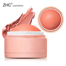 CC4281 Facial powder blush makeup ball blush with private label