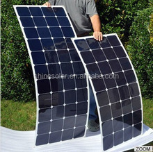 flexible pv modules 90w for solar golf products