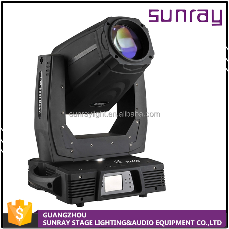 China big dipper electric focus 16R 350w sharpy spot beam wash moving head light