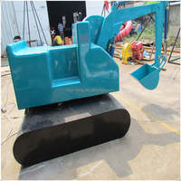 Create New Tooling For Diecast excavator toy truck,kids excavator toy for adult and children