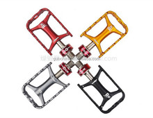 Wellgo M111 original CNC alloy bicycle pedals