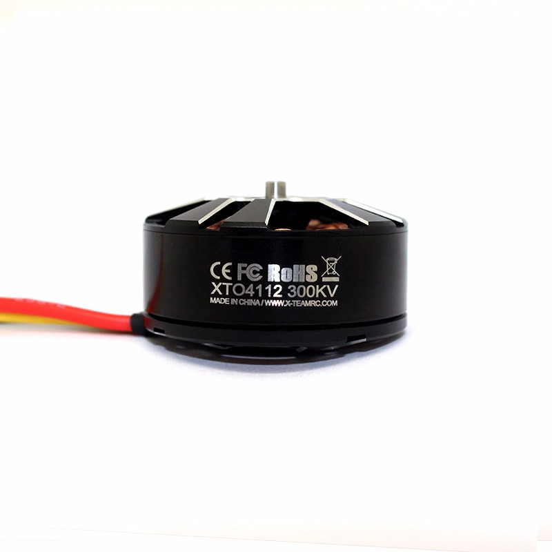 XTO-4112 Large Thrust Rc Multicopter DC Brushless RC Quadcopter Drone Motor
