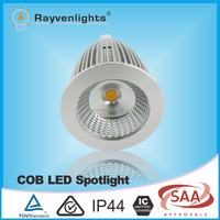 alibaba trust pass C REE /EPISTAR COB led spot light gu10 energy saving 6w led light bulbs