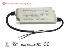 HTUC1-60W-01-31 Warranty 3 years IP30/65 UL cUL high PF>0.9 60W LED constant current driver 1350ma