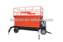 hydraulic scissor lift motorcycle