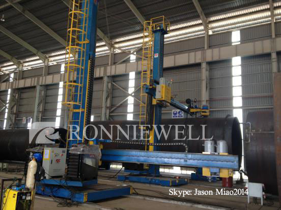 Welding manipulator / Pipe welding equipment