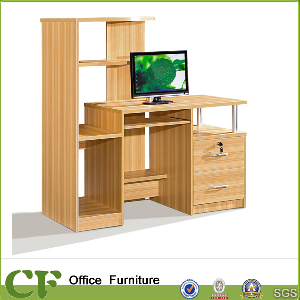 Hot Easy Assembled Wood Computer Desk for Home Office Furniture