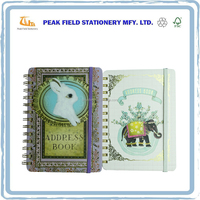 New Design Colorful Address Note book