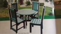 Dinning Set with 4 chairs