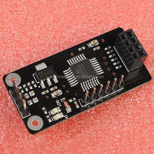 New ATMEGA48 NRF24L01 Interface Development Board Embedded Wireless Module