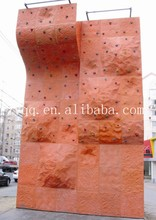 Good quality Adult Fiberglass Rock Climbing Wall