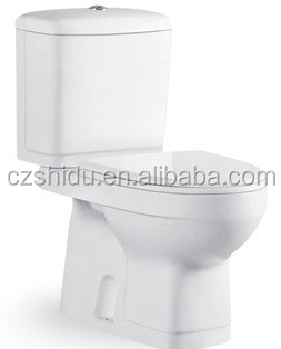 Chinese factory high quality ceramic toilet stool