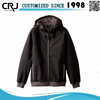 Staff Uniform Mens 100% Polyester Hooded Windbreaker Jacket