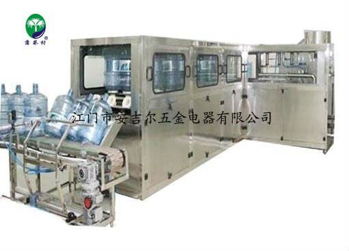 Complete 5 Gallon Mineral Water bottling Machine/20L mineral water bottling equipment/bottle making machine 200BPH