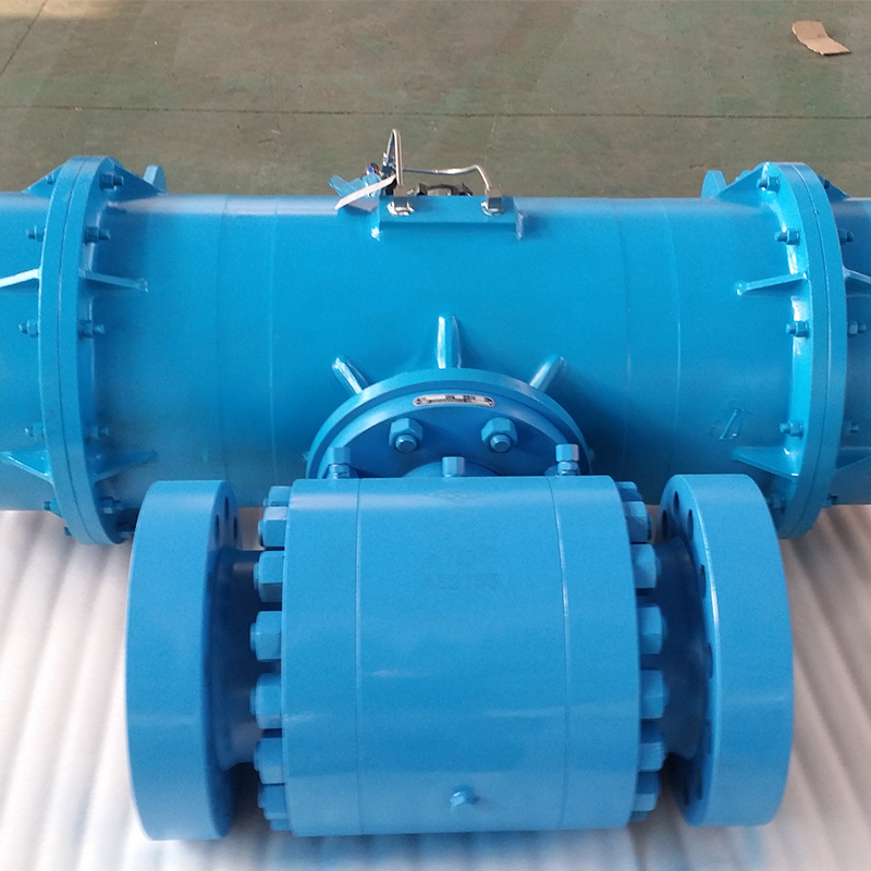 1/4 Inch Wcb Flanged Forged Stainless Steel Ball Valve