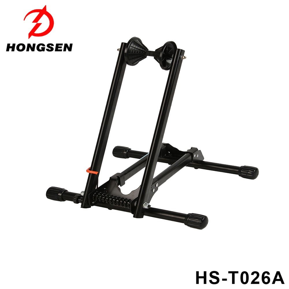 HS-026A Mountain bicycle display wheel rack parking stand