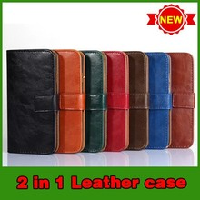 New arrival hot selling mobile phone wallet leather case for iphone6