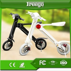 Adults 350W Electric Scooter Foldable With Aluminum Frame, Mini Electic Scooter For Sale