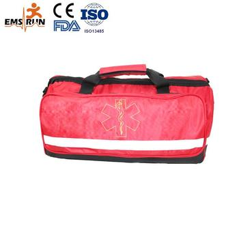 Personal mini travel environmental protection plastic waterproof medical emergency first aid kit