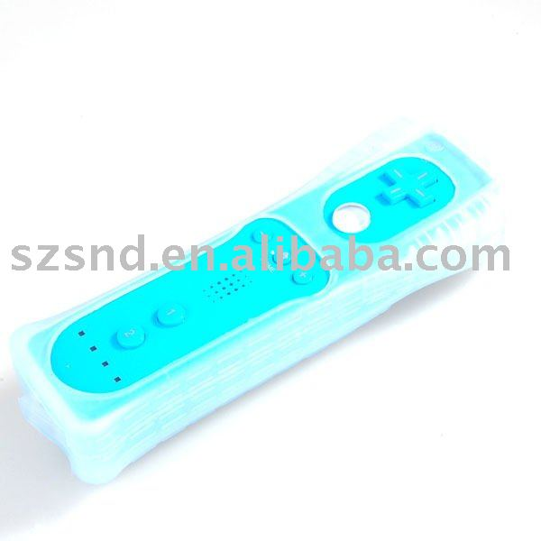 Remote control for Nintendo Wii