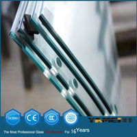 New Production Double Pane Tempered Glass